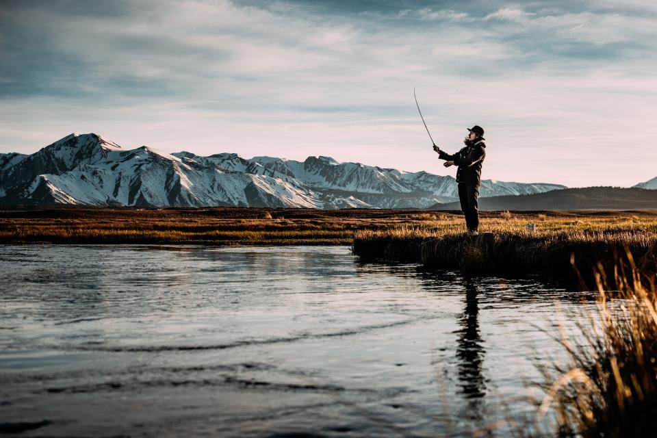 Fiskingens historie